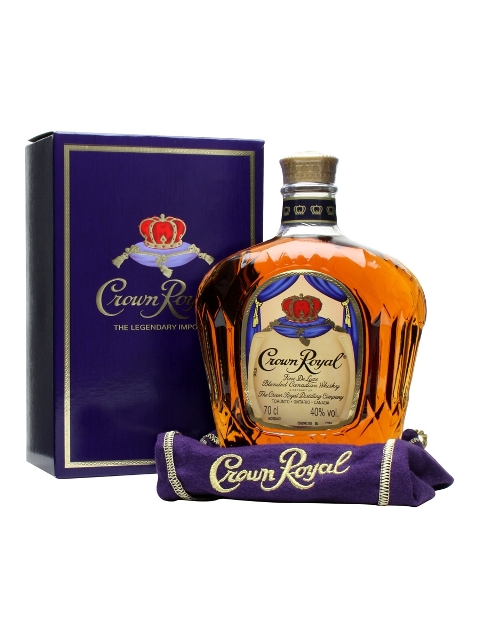 Crown Royal The Legendary Import 75cl