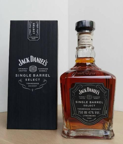 Jack Daniel's Single Barrel Select 75cl