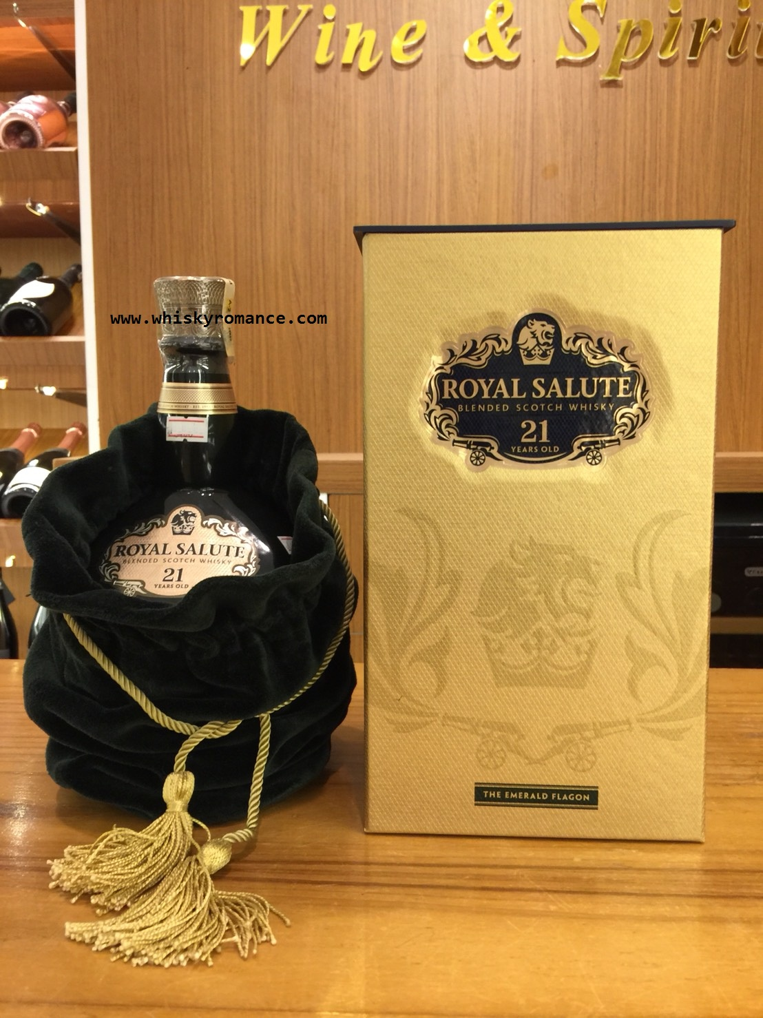 Royal Salute 21 Years Old 1L