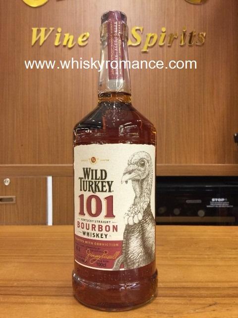 Wild Turkey 101 Bourbon 1L