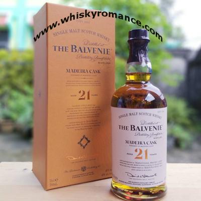 Balvenie 21 Year Old Madeira Cask 70cl