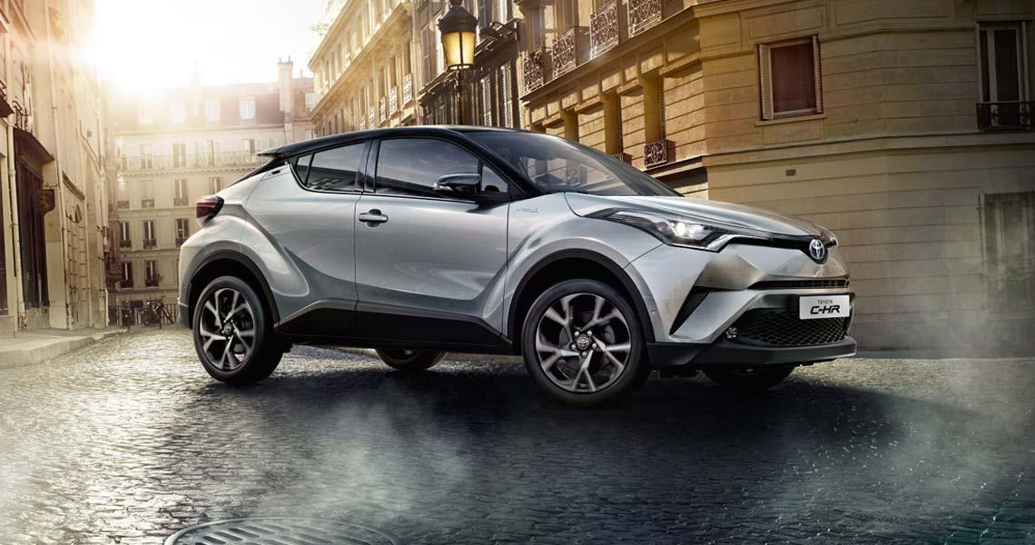 เปลี่ยนแบตเตอรี่ Toyota C-HR แบตหมด ราคาถูก ติดตั้ง ฟรี!