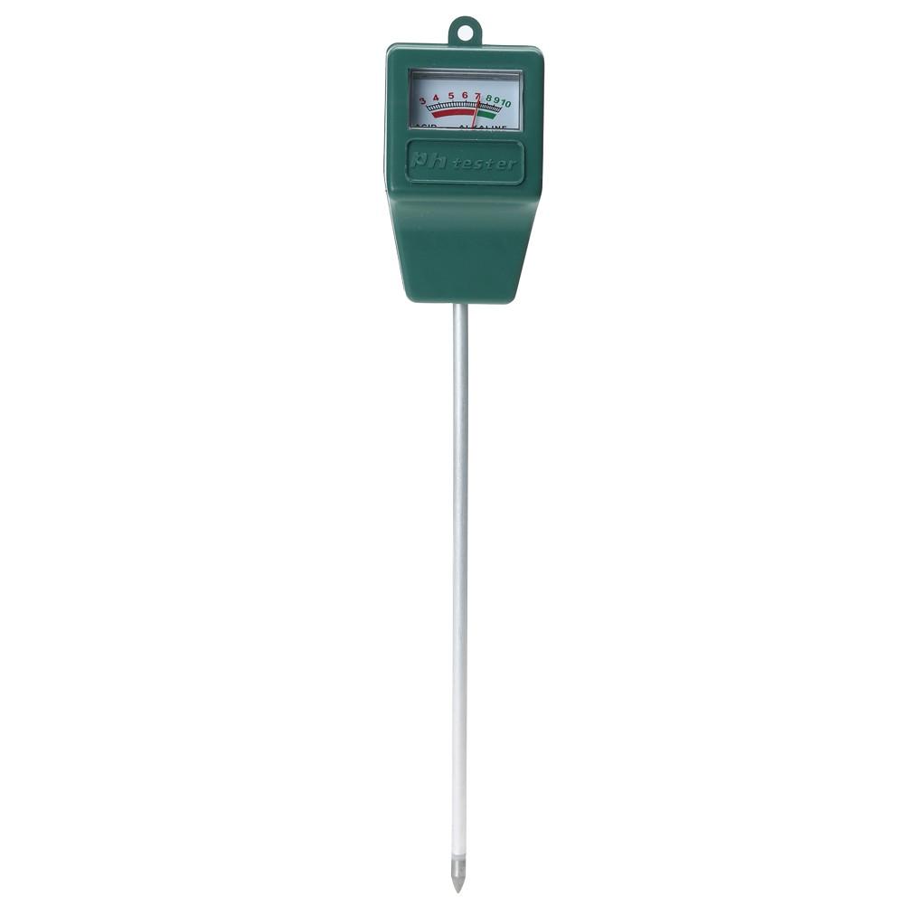 เครื่องวัดความชื้น และค่า pH ในดิน