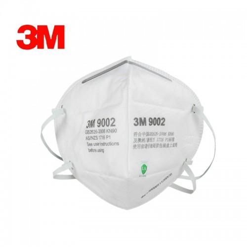 หน้ากากป้องกันฝุ่น 3M รุ่น 9002A P1