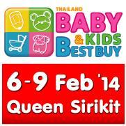 ชมสินค้าตัวอย่าง พร้อมข้อมูลสินค้า โปรโมชั่นมากมาย ในงาน THAILAND BABY & KIDS BEST BUY ครั้งที่ 17 ณ ศูนย์ประชุมแห่งชาติสิริกิตติ์