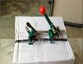 การใช้งานเครื่องรัดกล่องมือโยก ยี่ห้อ Player