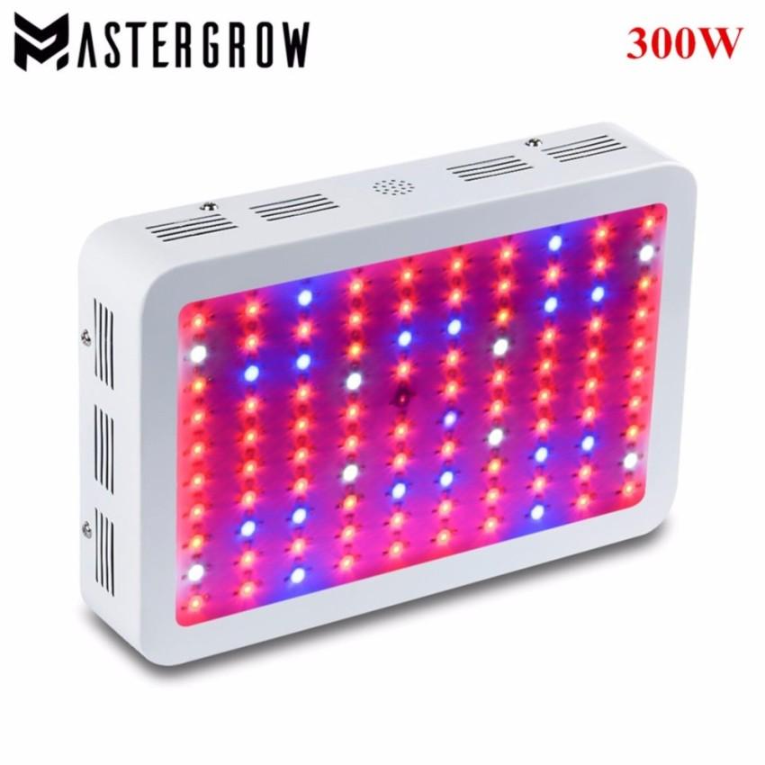 300W ไฟปลูกต้นไม้ MasterGrow LED Grow Light 300w Full Spectrum UV IR