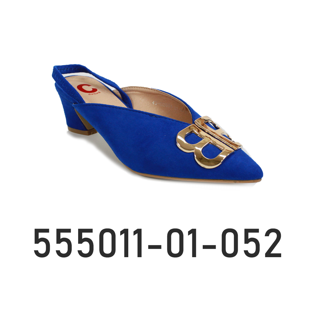Women's fashion shoes  Blue shoes   Highheels