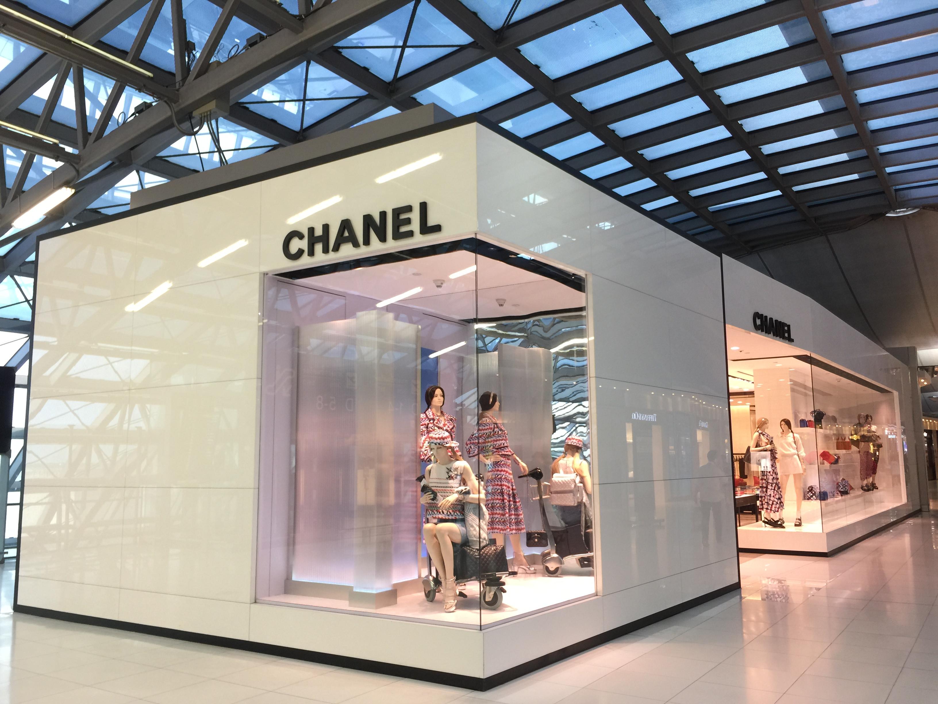 Chanel Suvarnabhumi Airport