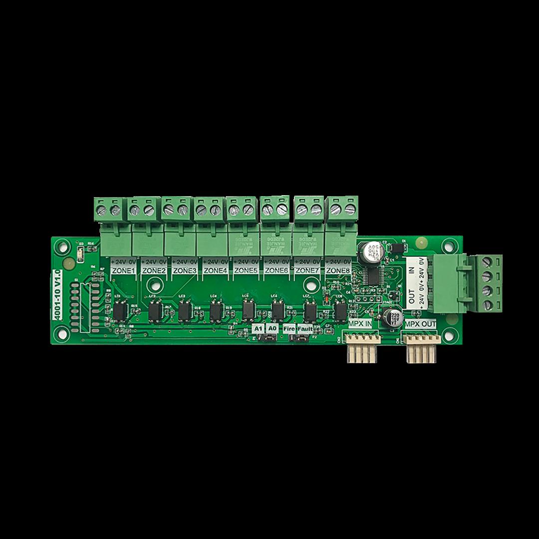 Remote LED Display Card