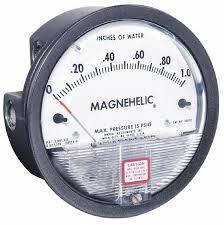 Dwyer Mecnehelic Differentail Pressure Gauge