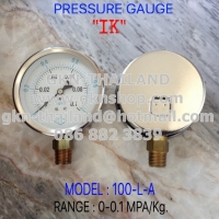 "Pressure Gauge ""IK"""