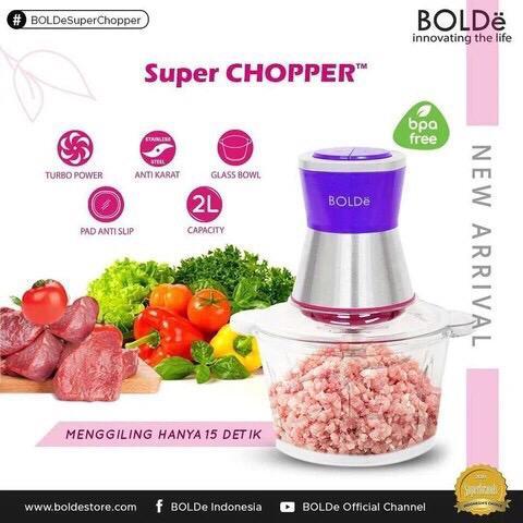 Bolde Chopper