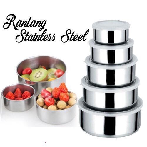 Rantang Stainless Steel