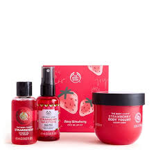 TBS Sweet Relief Strawberry Gift Set