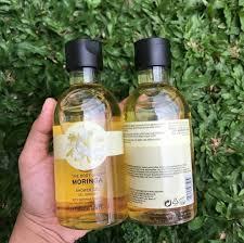 The Body Shop Shower gel moringa 250ml