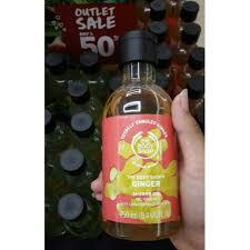 The body shop shower gel Ginger 250ml
