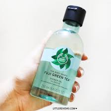 TBS Swower gel Fuji green tea 250ml