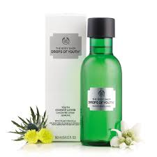 The Body Shop DOY Essence Lotion
