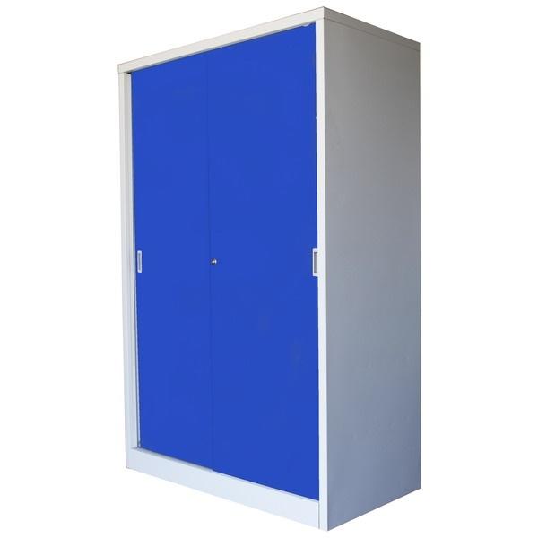 ตู้บานเลื่อนทึบสูง KSS-120K