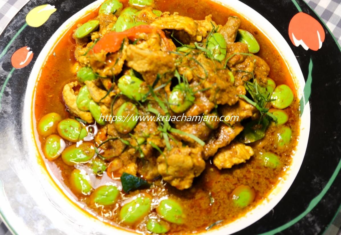 Thai Food Fried Boiled
