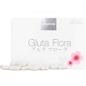 Gluta Flora - กลูต้า ฟลอร่า อาหารเสริมกลูต้า (30 แคปซูล)