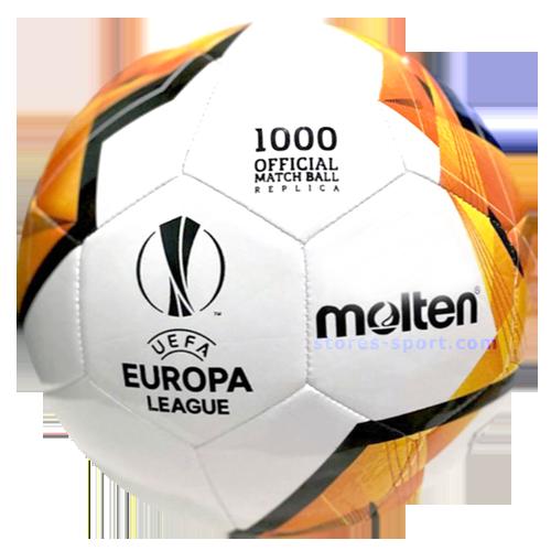 ลูกฟุตบอล หนังเย็บ TPU Molten F5U1000-KO สินค้าของแท้