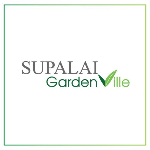 ติดตั้ง Supalai Gargen Ville