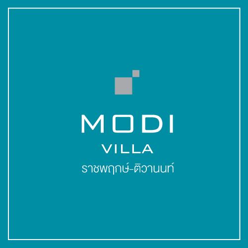 ติดตั้ง โครงการ MODI VILLA ราชพฤกษ์ - ติวานนท์