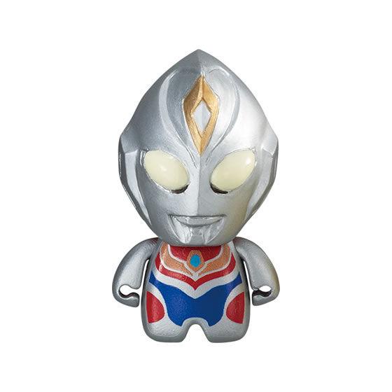 โมเดลกาชาปองอุลตร้าแมน COLLECHARA! ULTRAMAN 04 : Ultraman Dyna