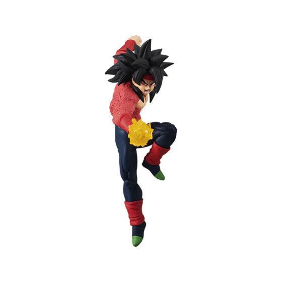 โมเดลกาชาปองดรากอนบอล Dragon Ball Super VS DB Battle Figure Series 13 : Super saiyan 4 bardock: Xeno