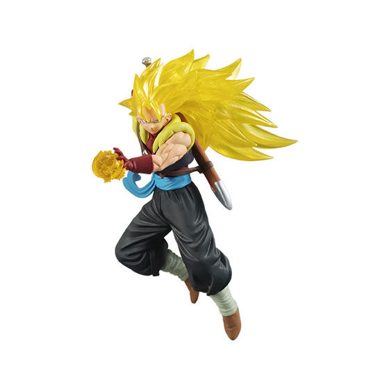 โมเดลกาชาปองดรากอนบอล Dragon Ball Super VS DB Battle Figure Series 13 : Super Saiyan 3 Xeno Gohanks