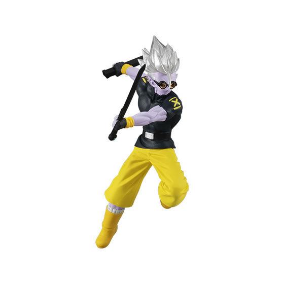 โมเดลกาชาปองดรากอนบอล Dragon Ball Super VS DB Battle Figure Series 13 : Super Fu