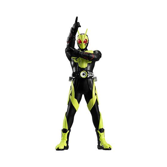 โมเดล มาสไรเดอร์ กาชาปอง HG KAMEN RIDER NEW EDITION VOL.01 Kamen Rider Zero One ของแท้ BANDAI