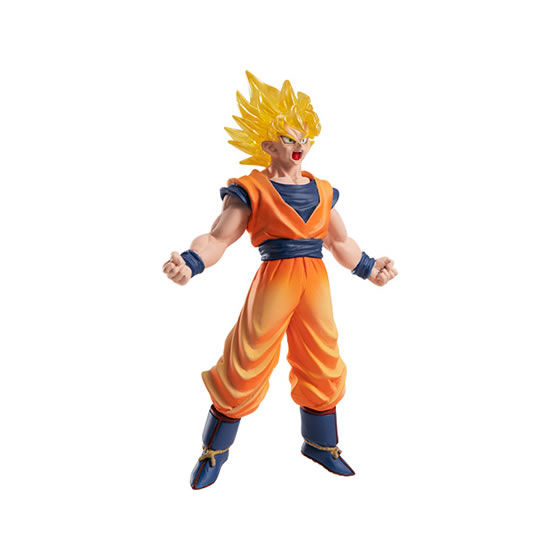 โมเดลกาชาปองดราก้อนบอล BANDAI แท้ ขายแยก - Goku -DB SUPER HG DB 05