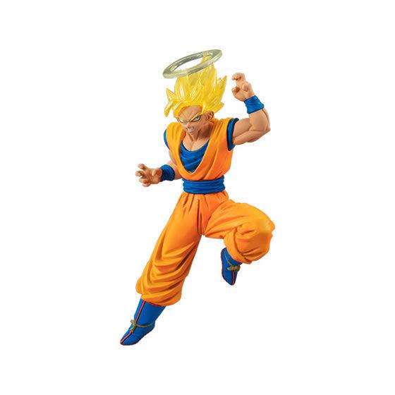โมเดลกาชาปองดรากอนบอล DB VS ชุดที่ 14 : ขายแยกตัว SS Goku