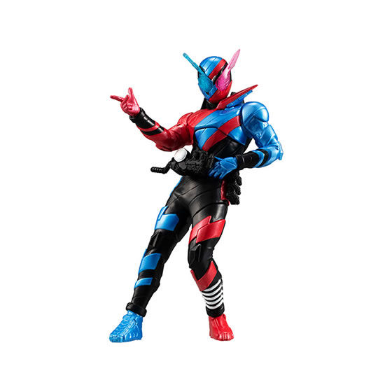 Kamen Rider Build: HG KAMEN RIDER NEW EDITION VOL.02