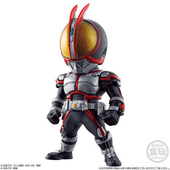 โมเดลมาสไรเดอร์ BANDAI แท้ Converge Kamen Rider No.96 Fai