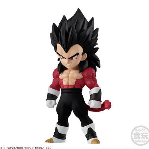 SUPER DB HEROES ADVERGE 2 : Vegeta: Zeno SS4