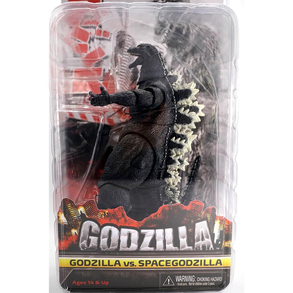 โมเดลก็อตซิลล่า รุ่น Godzilla VS Spacegodzilla