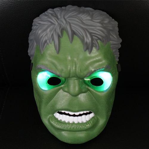 หน้ากากยักษ์เขียว The Hulk มีไฟกระพริบ