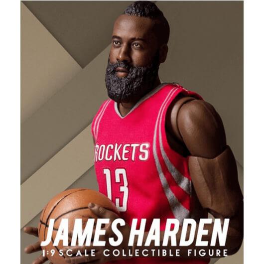 โมเดลนักบาส NBA James Harden 1:9 Scale Collectible Figure