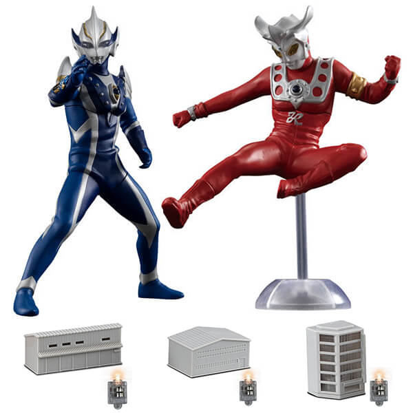 ULTIMATE LUMINOUS ULTRAMAN 13