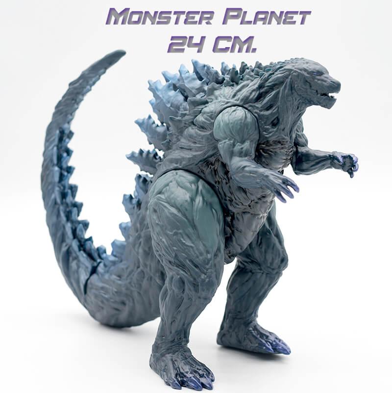 โมเดลก็อตซิลล่าตัวใหญ่ Big Monter Planet