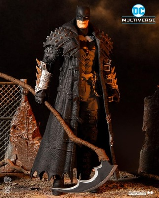 McFarlane DC Dark Nights: Death Metal Figures : Death Metal Batman
