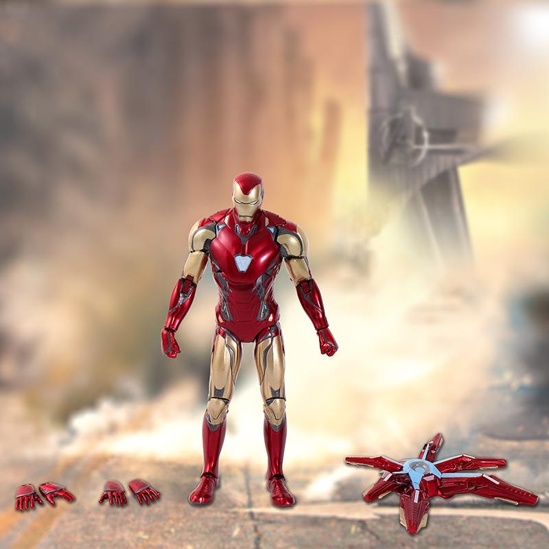 โมเดล Ironman MK85 ZD Toys