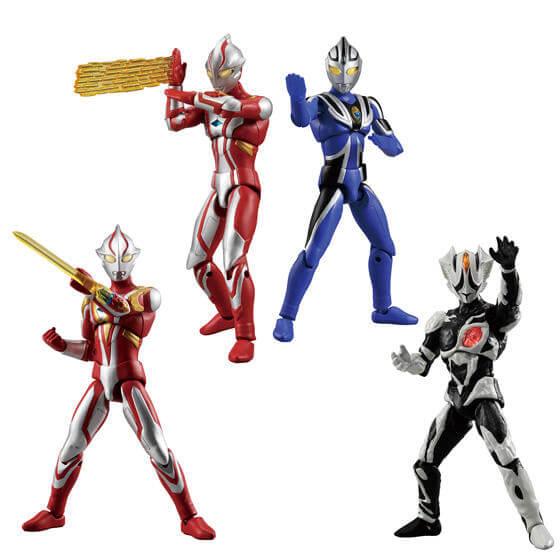 Chodo Ultraman Vol.6 Action Figure