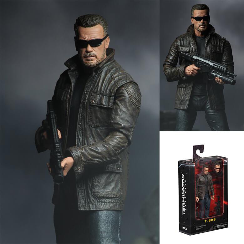"Terminator: Dark Fate – 7"" Scale Action Figure – T-800"