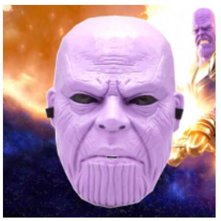 หน้ากากธานอส Thanos มีไฟกระพริบ LED