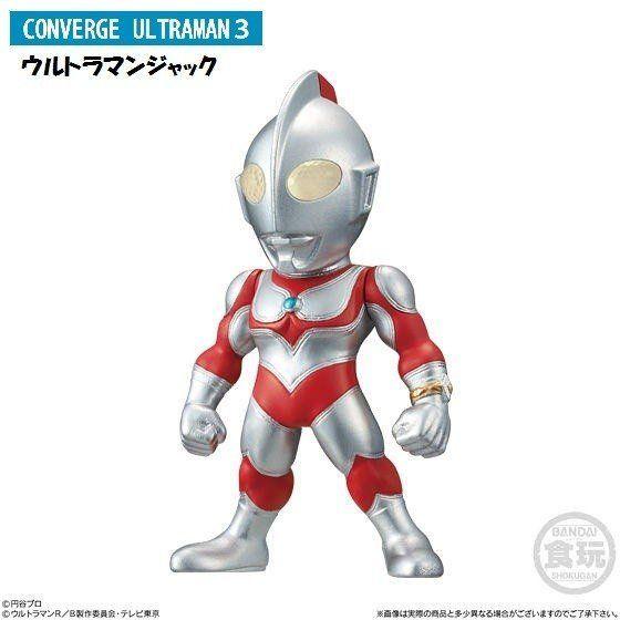 โมเดล converge ultraman vol.3 - Ultraman Jack  (แยกขายเป็นตัว)